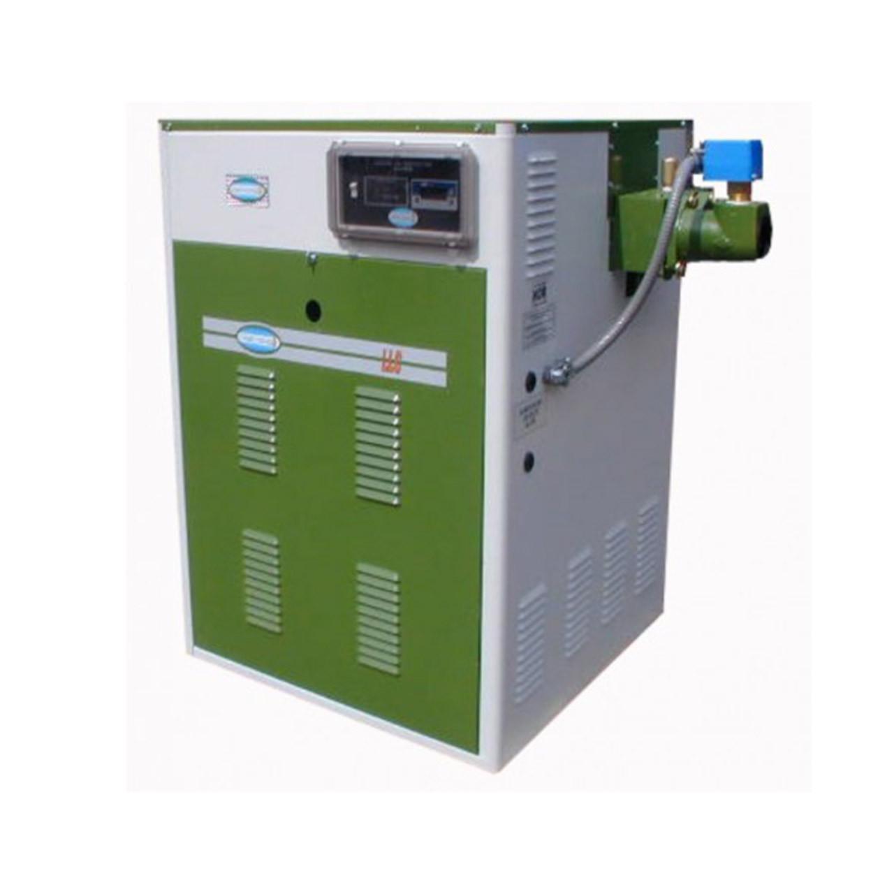Calentador de agua para servicios generales con inductor de tiro LLC MassTerCal