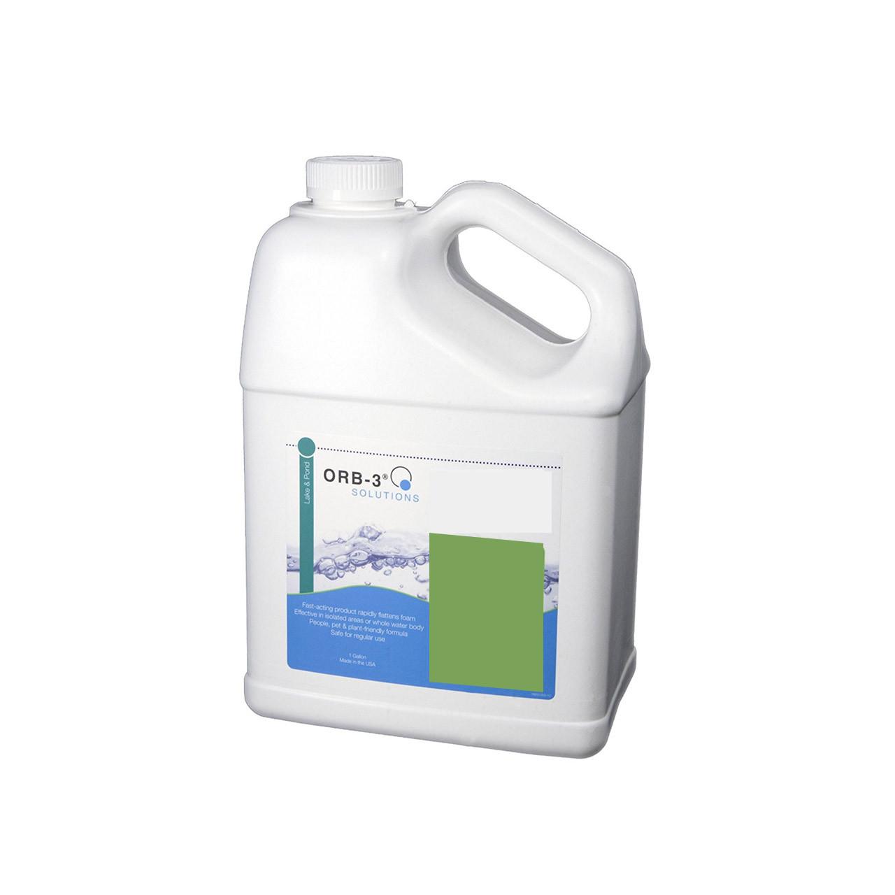 Aminoácido líquido ultraconcentrado para agua potable o alimento seco Orb-3 de Great Lakes Biosystems