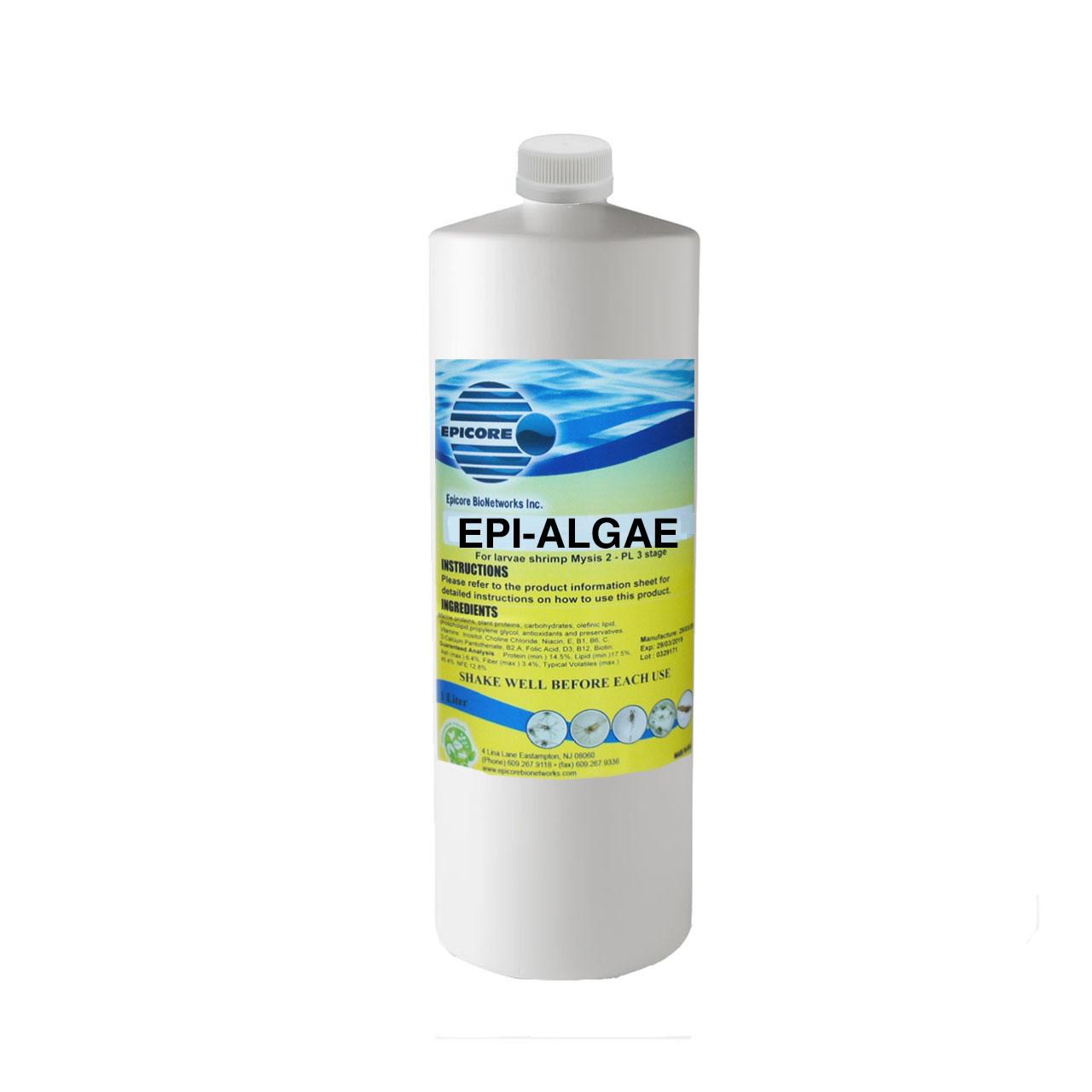 EPI-ALGAE concentrado liquido de microalgas