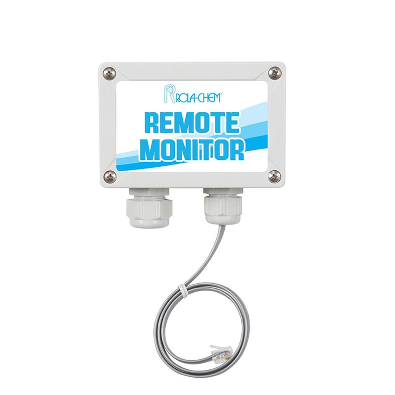 Controlador digital de pH / ORP para piscinas spas y jacuzzis ROLA-CHEM