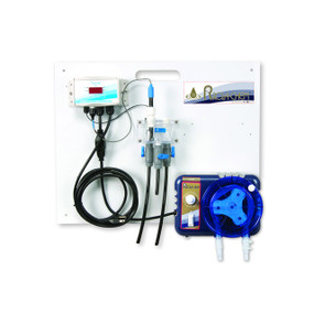 Sistema de todo en uno para monitoreo y control de pH acido líquido para piscinas spas y jacuzzis ROLA-CHEM