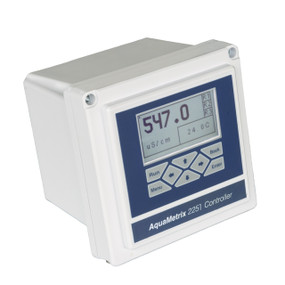 Controlador industrial AM-2251 multiparametro Aquametrix