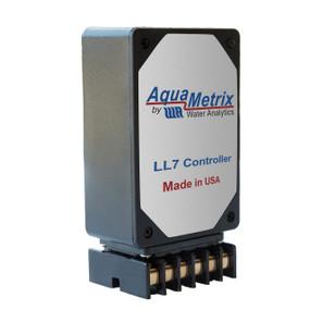 Controlador industrial de nivel de liquido Aquametrix