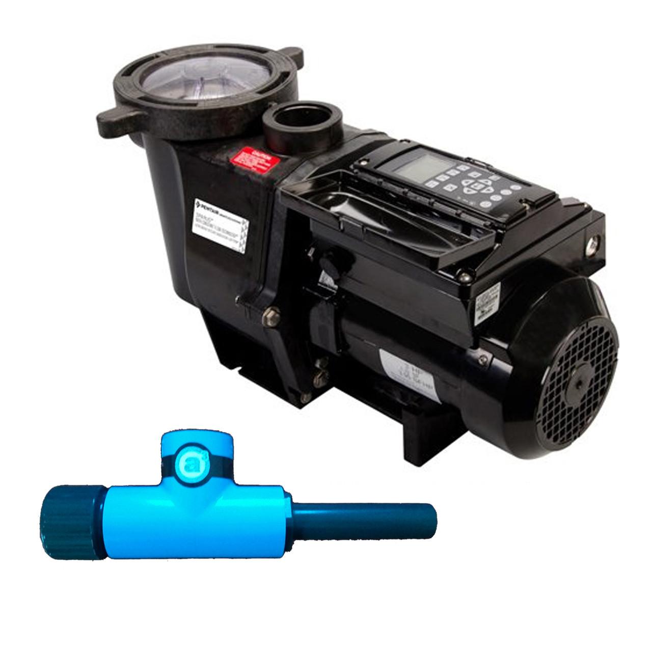 Sistema de aireación por microburbujas con boquilla Venturi advent de a3 All Aqua Aeration