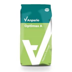 Optimax A aditivo alimenticio estimulante del crecimiento Anapario