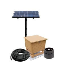 Sistema de aireación de energía solar para lagos y estanques Keeton Solaer SB-1.1 hasta 2 acres