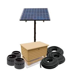 Sistema de aireación de energía solar para lagos y estanques Keeton Solaer SB-3 hasta 3 acres