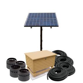 Sistema de aireación de energía solar para lagos y estanques Keeton Solaer SB-4 hasta 5 acres