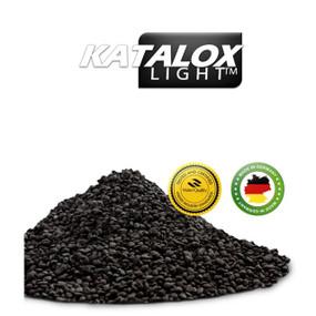 Katalox Light Zeolita recubierta de alto contenido de dióxido de manganeso medio filtrante Watch Water