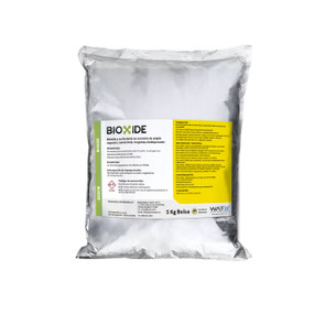 Bioxide biocida y surfactante no corrosivo de amplio espectro Watch Water