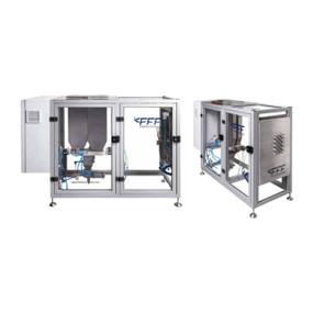 Sistema de alimentación automatizado para criaderos medianos y grandes pienso seco FFF