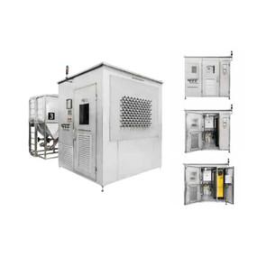 Sistema de alimentación automatizado para preengorda de peces y camarones FFF