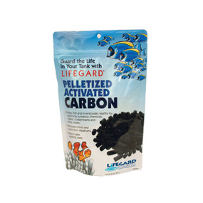 Carbón activado pelletizado para acuarios Lifegard Acuatics