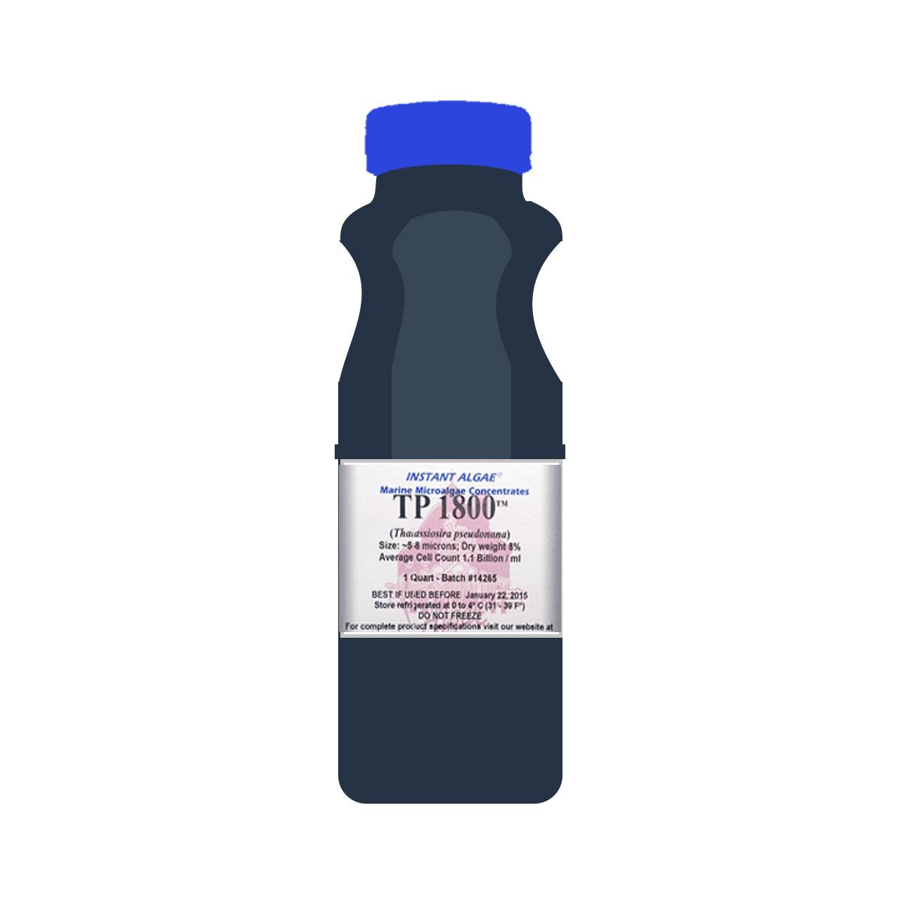 Thalassiosira pseudonana es una pequeña diatomea (4,5-8 μm x 6-10 μm) que se utiliza en la industria larvaria de camarones y bivalvos. Se ha encontrado que esta alga es excelente para el camarón larvario. A diferencia de muchas diatomeas, el perfil de ácidos grasos omega-3 de Thalassiosira pseudonana proporciona, además de un amplio EPA (20,5% de ácidos grasos), DHA significativo (6,3% de ácidos grasos).