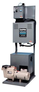 generador de ozono ClearWater Tech modelo CD2000P