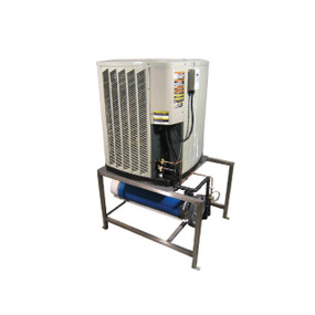 Bomba de calor Titan Air Cooled  de Aqualogic  [1.5  a 5 HP]