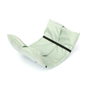 Pouch for Littlbug Senior wood backpacking stove with packed stove.