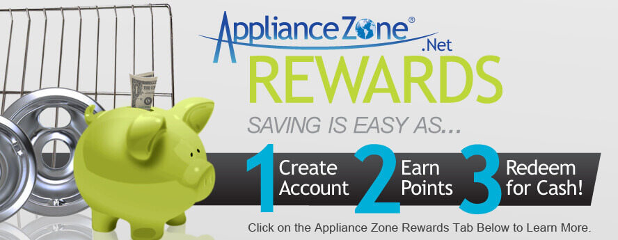 Appliance Zone Rewards