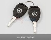 Mercedes G55, ML63, SLR Mclaren Replacement Key