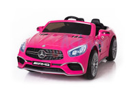 Licensed 12V Mercedes-Benz SL65 Ride On Car
