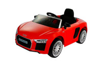 Licensed 12V Audi R8 Ride On Car