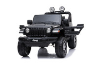 Licensed 12V Jeep Wrangler Rubicon Ride On Jeep