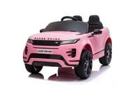 Licensed 12V Range Rover Evoque Ride On Car