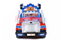 12V Fire Engine Style Ride On Truck