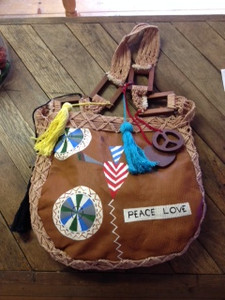 Binetti Peace, Love, Groovy Bag