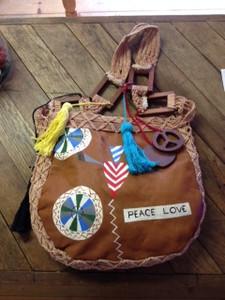 Binetti Peace, Love, Groovy Bag