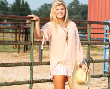 R Cinco Ranch Arabella Tunic