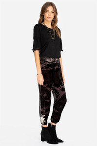 SANTAL VELVET JOGGER MOONLIGHT CAMO