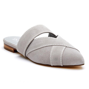 MATISSE TURN AROUND GREY SUEDE