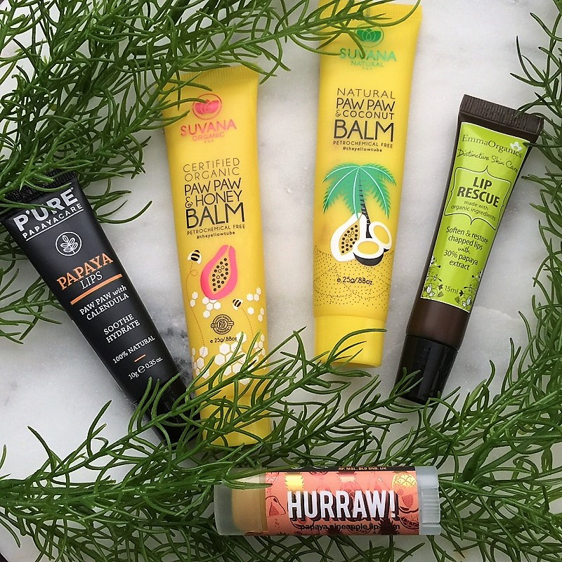 The Best Paw Paw Lip Balms To Get Your Paws On