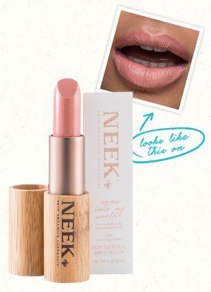 Neek Vegan Lipstick - Come Into My World