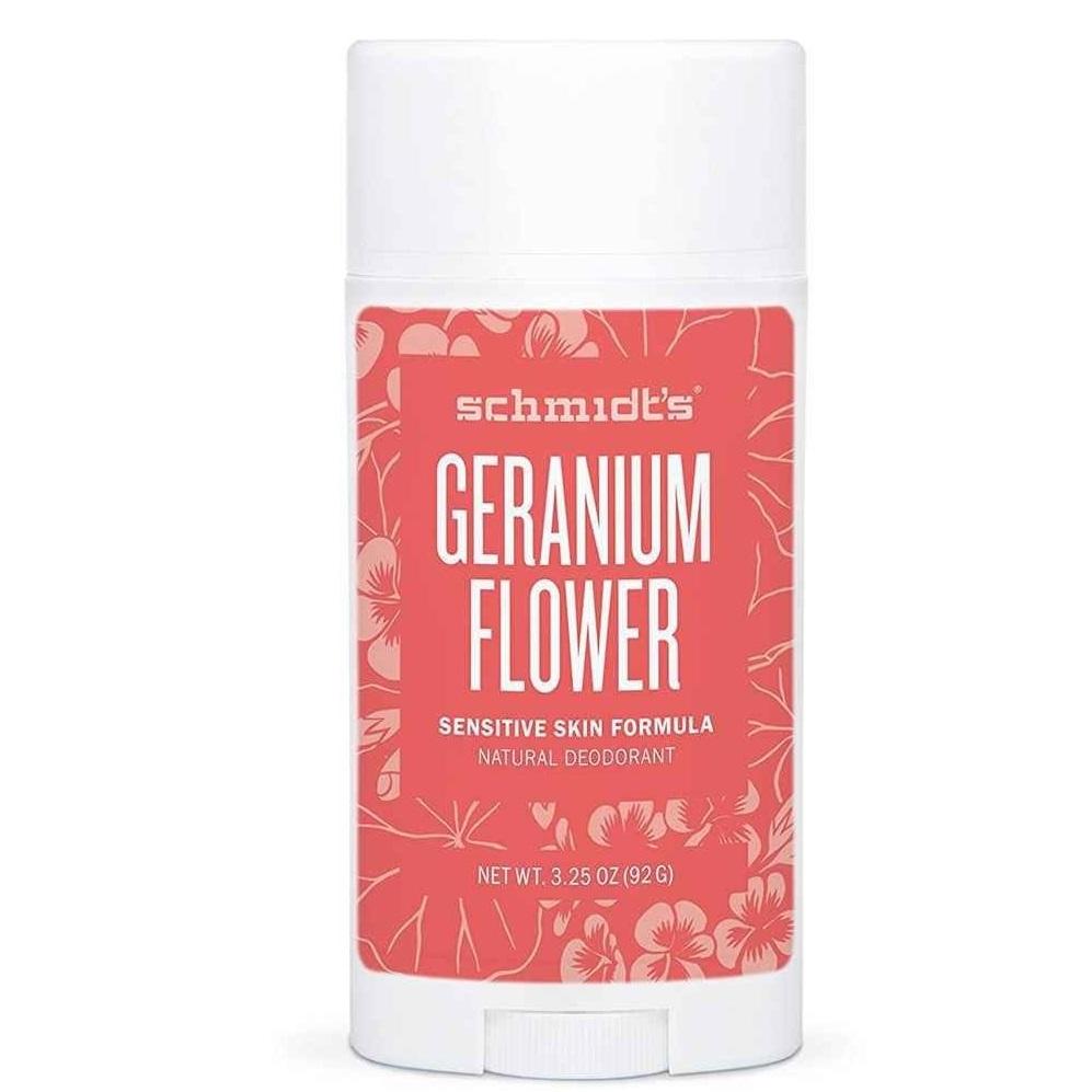 Schmidt's Natural Deodorant - Sensitive Geranium