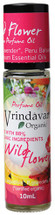 Vrindavan Roll On Organic Perfume Oil - Wild Flower