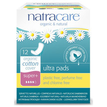 Natracare Super Plus Ultra Pads