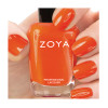 Zoya Nail Polish in Thandie with hand and painted nails