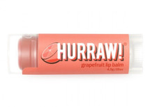 Hurraw! Organic Lip Balm in Grapefruit flavour