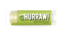 Hurraw! Organic Lip Balm - Green Tea
