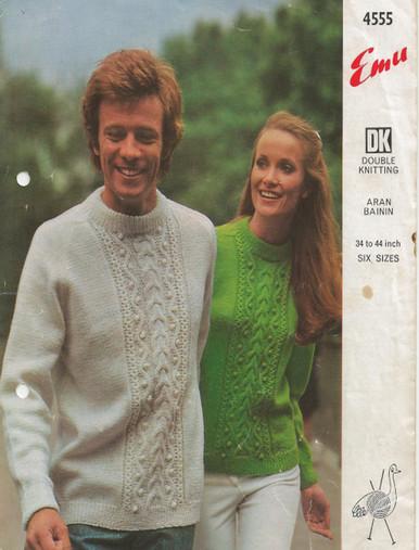 Vintage Unisex Aran Sweaters