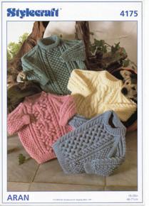 Vintage Children's Sweaters