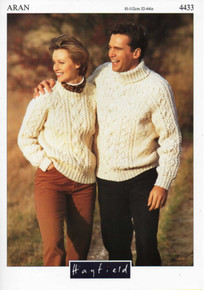 Vintage Men & Women's Crew & Turtleneck Sweater