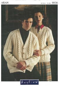 Vintage Aran Cardigans
