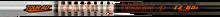 "NEW GRAPHITE DESIGN TOUR AD IZ-85 REGULAR FLEX HYBRID WITH .370"" TIP"