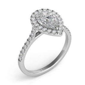 Tear drop Ring EN7569