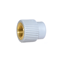 Socket Fusion x Female Threaded Lead Free Brass
