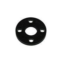 "1"" Polypropylene PP Encapsulated Flange Backup Ring ND 32mm PP-RCT"