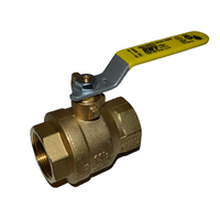 Full Port Brass Ball Valve